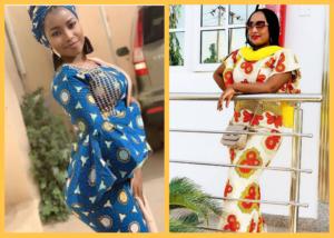 Latest Hausa Ankara Styles