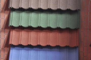Metal Building Material Cheap Shingles Stone Coated Roofing Sale Colour Stone Coated Steel Roofing Tile