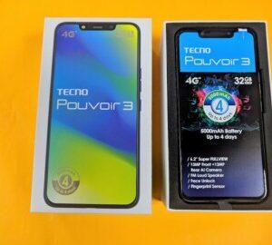 tecno pouvoir 3 price in nigeria