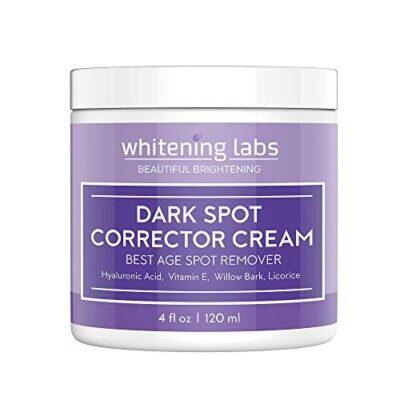 whitening labs dark spot corrector cream