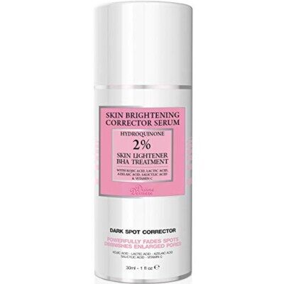 skin brightening corrector serum