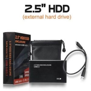 Bestrunner External Hard Drive