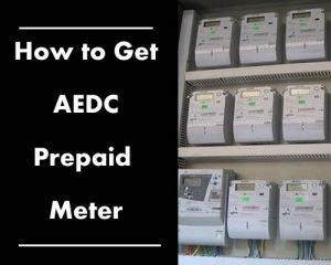 aedc prepaid meter application form 300x240 1
