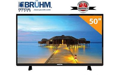 bruhm tv price in nigeria