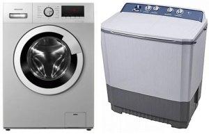 washing machine price list Nigeria