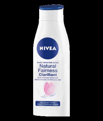 nivea natural fairness clarifiant review