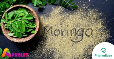 health benefit of moringa leaves
