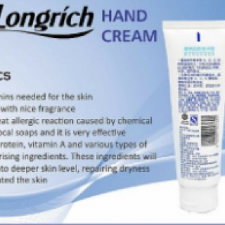 LONGRICH products   Hand Cream