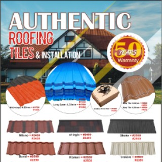 Authenticrooftile