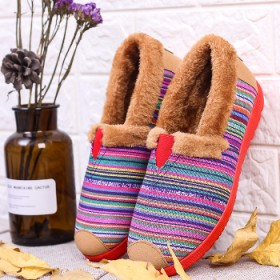 Fabglam stores   Fur Loafers