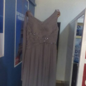 Size22w Evening Gown With Free Jean