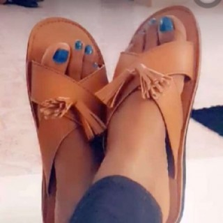 Aribab Wears   Hand Made Slippers