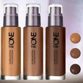Folake_april   The One Matte Foundation