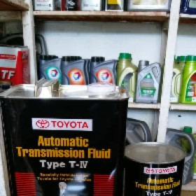Toyota Atf T4 4ltr And 1ltr