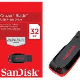 3 5K Views] San Disk Flash Drive (32GB) Price in Nigeria