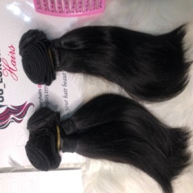 Ug_luxuryhairs   Double Drawn Short Flip