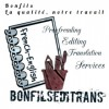 Bonfils Editing and Translation Services