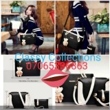 Classy Collections  3 Set Ladies Fashion Bags