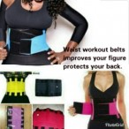 Exercise Waist Belts