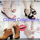 Classy Collections  Latest Ladies Shoes