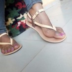 Dee n ell footwear and fashion trends  Dee N Ell Triangle Sandals