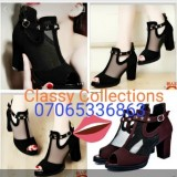 Classy Collections  Latest Ladies Designer Shoes