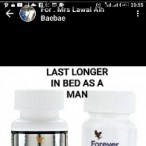 Forever living products  Man Power