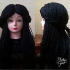 Jully's beauty world  Braided Wig