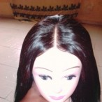 Emerald Beauty Saloon  Wig With Closure
