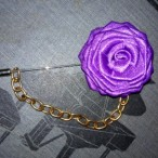 Hephdel Collections  Lapel Rose