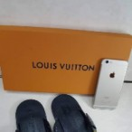 OBED'S WARDBROBE  Louis Vutton Classy Italian Leather Slippers