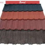 Authentic Stone Coated Roofing Tiles