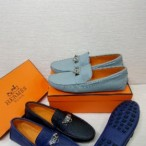 3 Set Mens Exotic Hi-class Hems Loafer