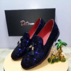 OBED'S WARDBROBE  New Dedianomiriano Italian Leather Shoe