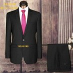 Gentlemanshop  Black Italian Suits