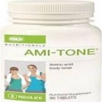 Tre en en (120 capsules) Food for your cells.  AMI TONE