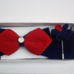 Afrika Accessories  Sweet Bow Tie