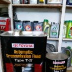 DIVINE WILL VENTURES  Toyota Atf T4 4ltr And 1ltr