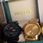 Swiss Made Wrist Watches