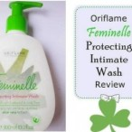 Folake_april  Oriflame Feminelle Protecting Intimate Wash