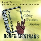 Bonfils Editing and Translation Services  Project Editing
