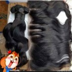 Brownsugar collections  Hair+closure