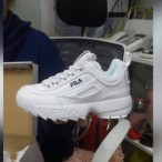 ConfidentCollectionz  Original FILA Caterpillar Shoe
