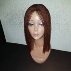 Hair shop  Braided Wig