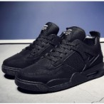 Premium Nike Air Force Sneakers Black