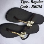 Royal Collections  Butterfly Slippers